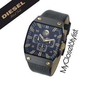 MENS DIESEL Limited Edition Chronograph Watch NEW!